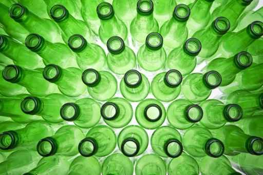 Industria Europea packaging vetro