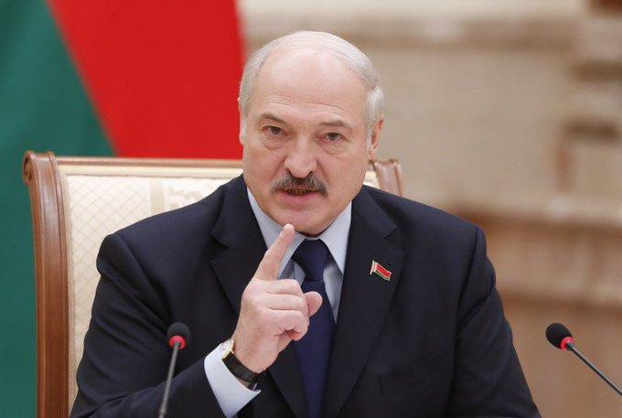 Lukashenko coronavirus sauna vodka