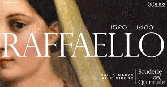 Raffaello mostra Quirinale