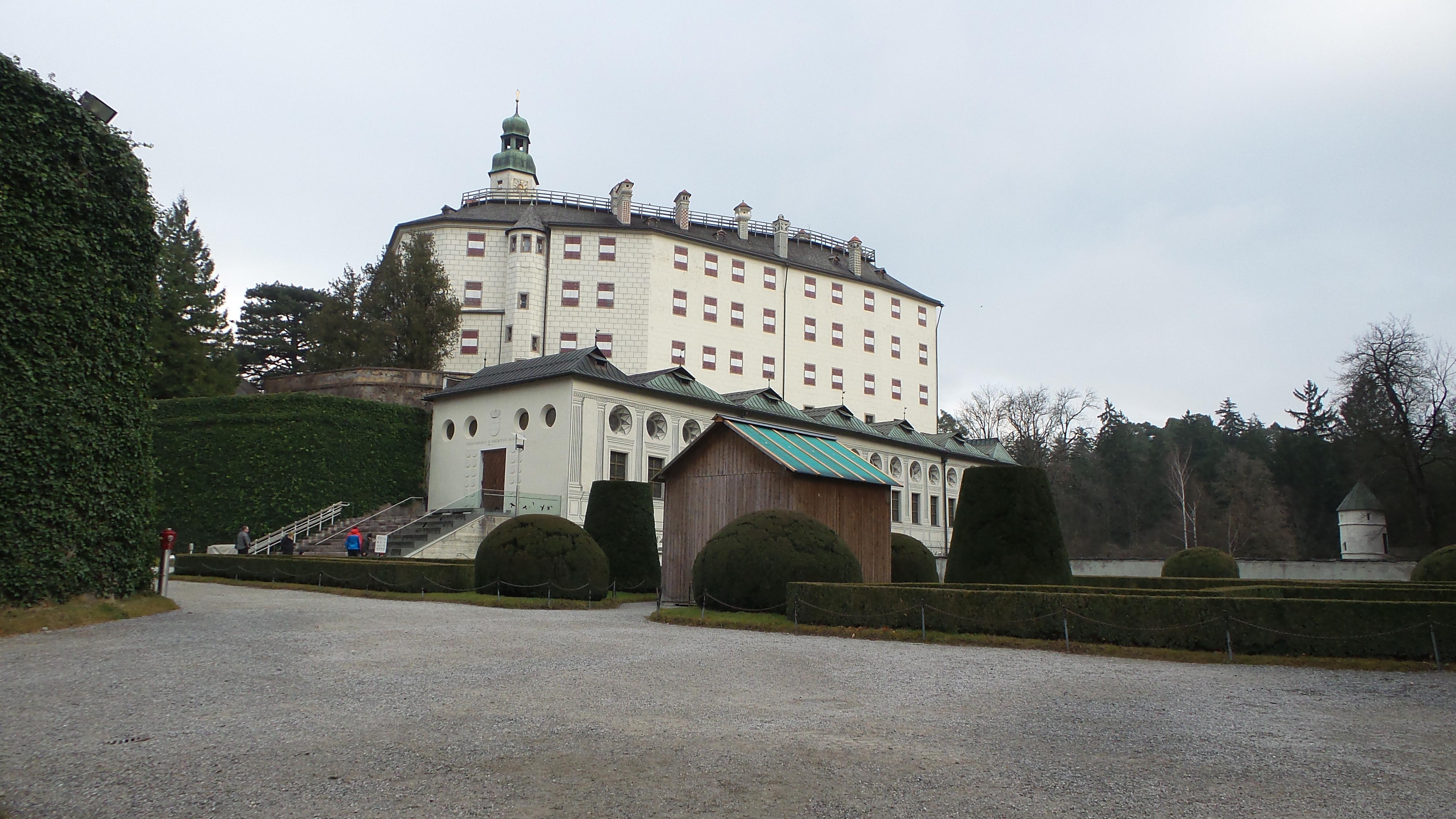 Innsbruck - Castello di Ambras
