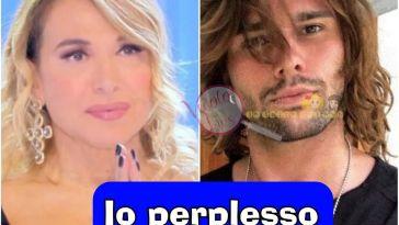 'Grande Fratello Vip' Luca Onestini lancia una frecciatona a Barbara D'Urso molto velenosa!