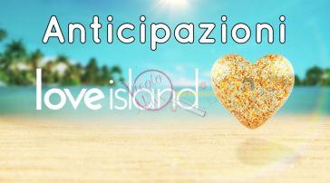 Anticipazioni Love Island: la confusione di ragazzo conteso tra due donne, Cristina vicina al prendere un palo…e due coppie ritrovano il feeling