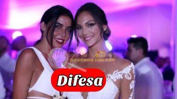 'Grande Fratello' Ex Gieffina difende la neo sposa Veronica Ciardi in Bernardeschi dalle accuse di Sarah Nile
