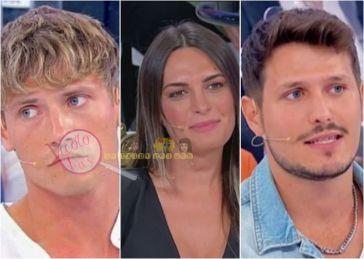 'Uomini e Donne' Andrea Nicole Conte parla dei suoi corteggiatori Ciprian Aftim e Alessandro Verdolini. Chi preferisce?
