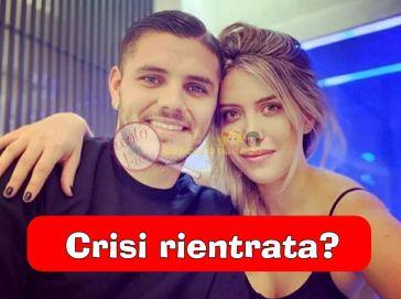 'Gossip' Crisi rientrata tra Mauro Icardi e Wanda Nara? Ecco cosa è accaduto poco fa!