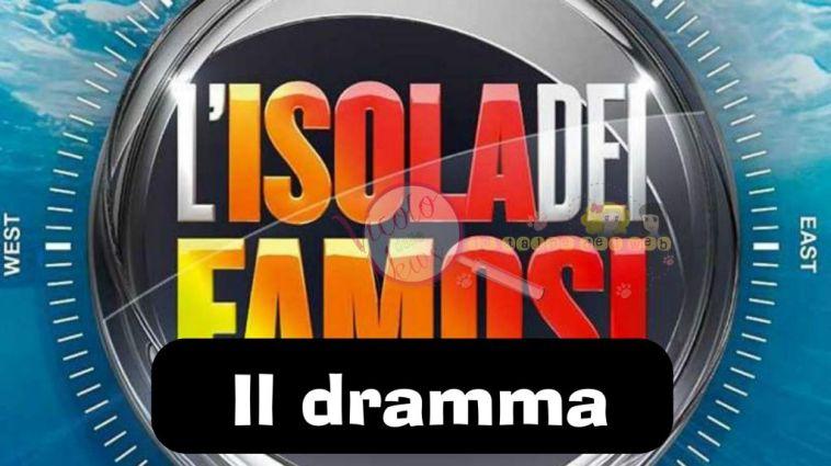 'Isola dei Famosi' La cantante ex naufraga rivela ai fan il dramma familiare vissuto