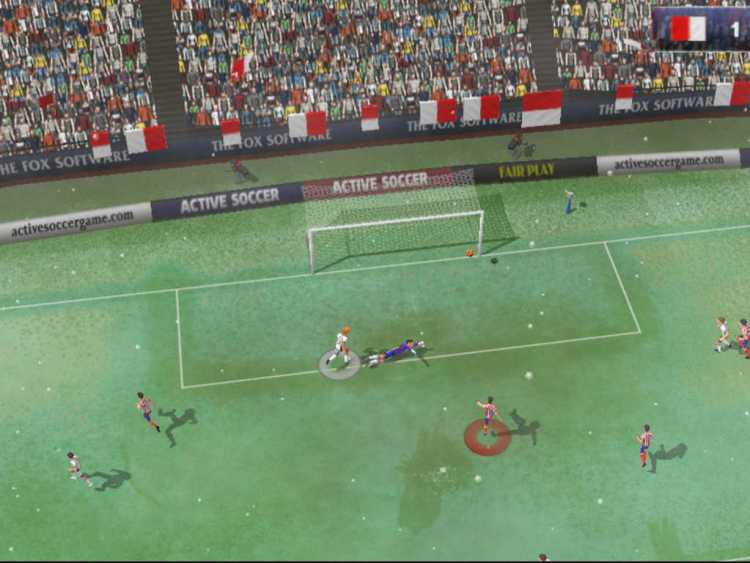 Active Soccer 2DX F