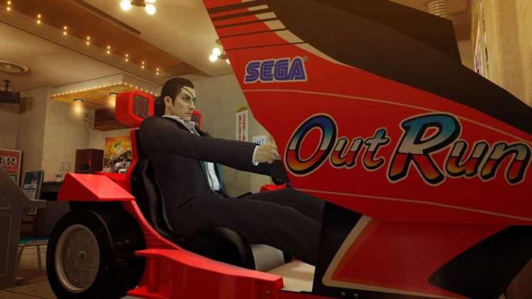 Yakuza 0 arcade