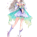 Lime Shijou_Reflector
