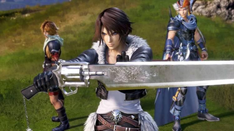 Dissidia Final Fantasy NT A