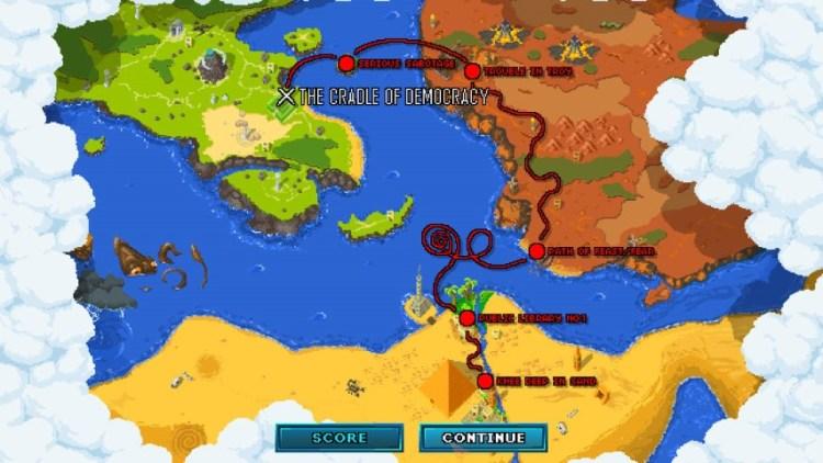 Serious Sam Bogus Detour Map