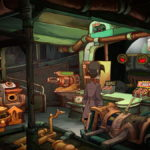 Chaos on Deponia PS4 G