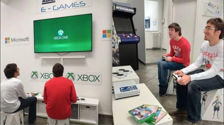 Insuperabili Reset Academy E-Games