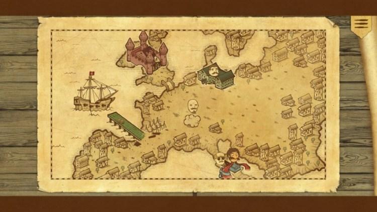 Here Be Dragons debutta oggi su Switch - IlVideogioco.com