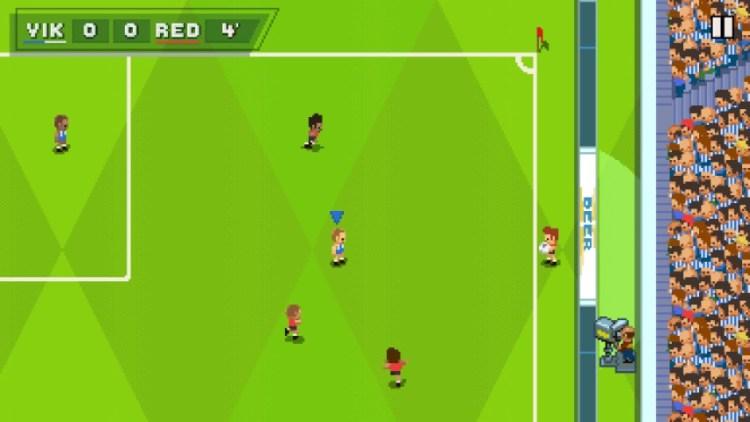 Super Arcade Football, si aggiorna ancora - IlVideogioco.com