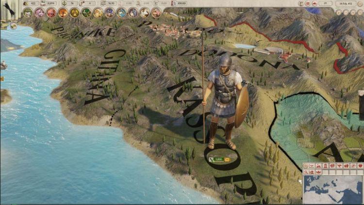 Imperator: Rome, ecco l'Epirus Content Pack - IlVideogioco.com