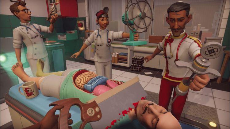 Surgeon Simulator 2, parte la competizione con il Creation Mode