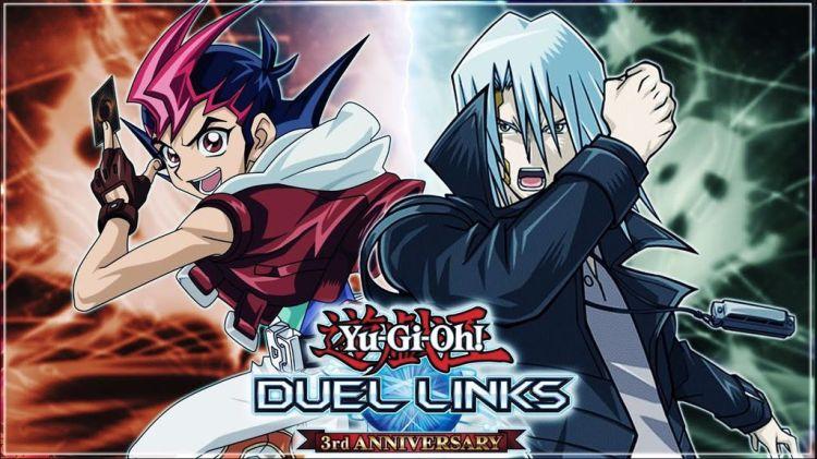 Yu-Gi-Oh! Duel Links festeggia il quarto anniversario - IlVideogioco.com