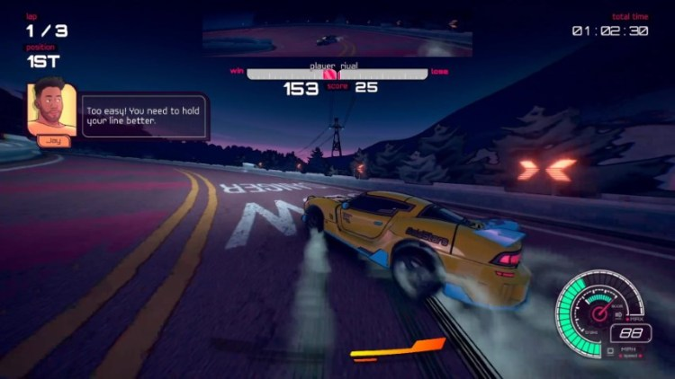 Inertial Drift, disponibile pe Pc e console - IlVideogioco.com