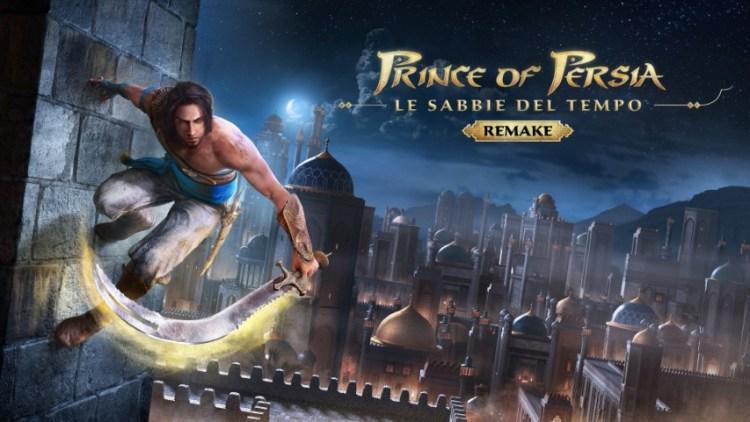 Prince of Persia: Le Sabbie del Tempo Remake è stato annunciato - IlVideogioco.com