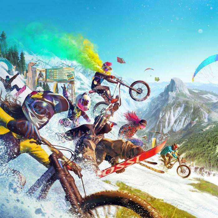 Riders Republic è un nuovo gioco di Ubisoft - IlVideogioco.com
