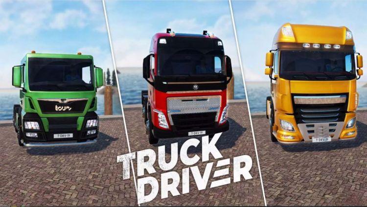 Truck Driver, la versione Switch ha una data di lancio - IlVideogioco.com