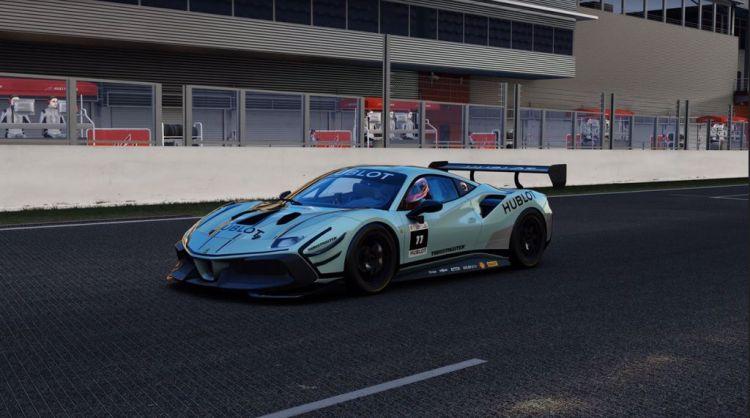 Ferrari Hublot Esports Series, inizia il conto alla rovescia per il Gran Finale