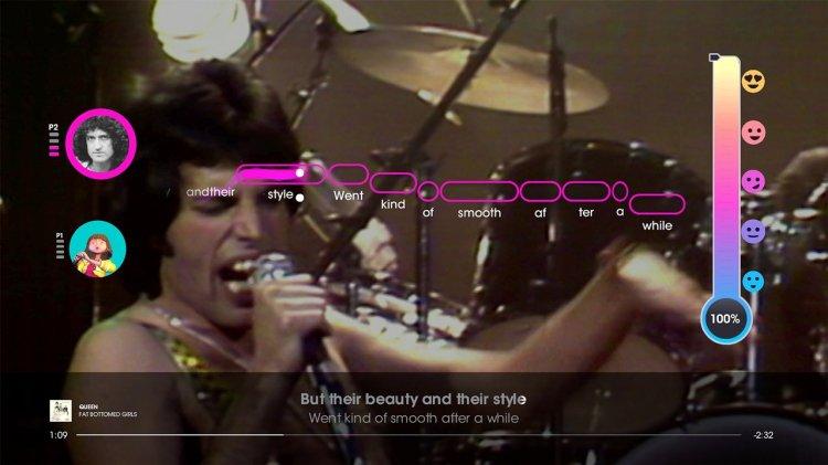 Let's Sing Queen, recensione PS4 - IlVideogioco.com