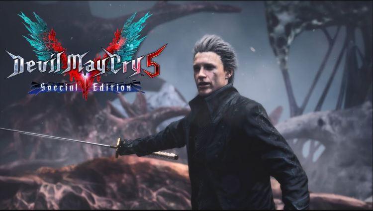Devil May Cry 5 Special Edition, ecco il nuovo trailer di lancio