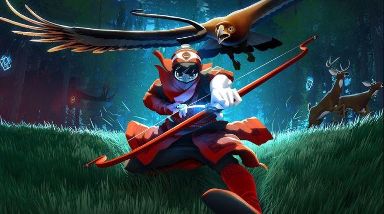 The Pathless debutta su PlayStation 5 - IlVideogioco.com