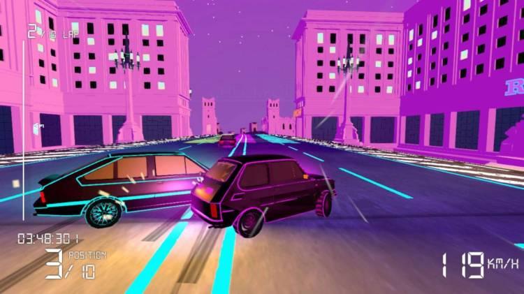 Electro Ride: The Neon Racing debutta domani su Switch - IlVideogioco.com