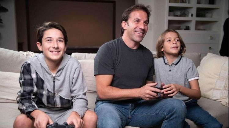 IIDEA, Alessandro Del Piero consiglia le famiglie sui videogiochi - IlVideogioco.com