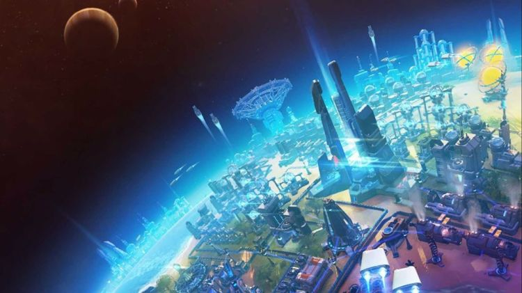 Dyson Sphere Program debutta su Steam in accesso anticipato