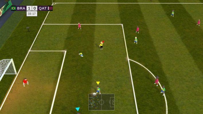 Super Arcade Soccer 2021
