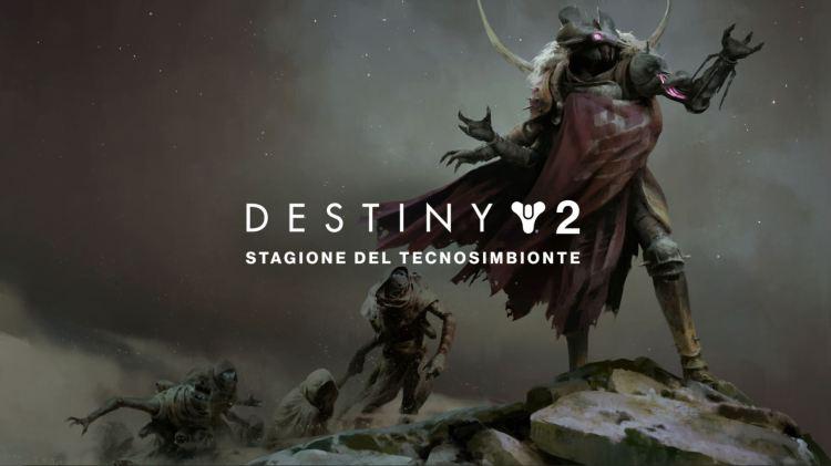 Destiny 2: Oltre la Luce, annunciata la stagione del Tecnosimbionte