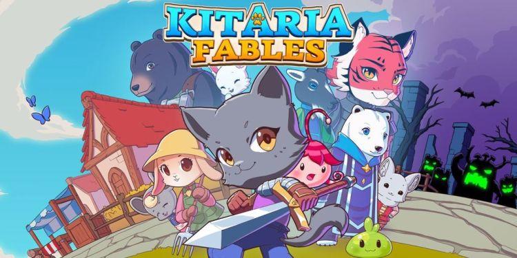 Kitaria Fables, parte l'avventura felina su tutte le piattaforme - IlVideogioco.com