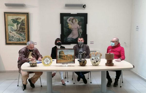 Il Museo ceramico riceve donazioni dai privati
