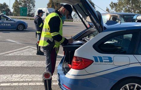Contachilometri manomessi, sequestrate decine di auto in varie concessionarie