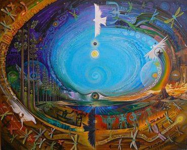 meditazione sciamanica la Leonessa e i quattro Regni