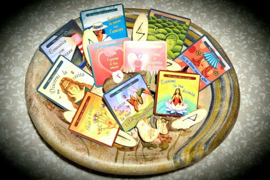 Serata sciamanica sui Quattro Accordi e le Rune