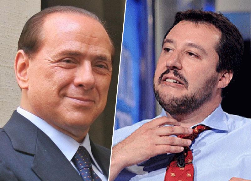 Berlusconi e la sua mafia