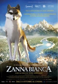 Film : Zanna Bianca (streaming)