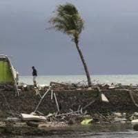 Tsunami Indonesia: Il video che spopola sul web,onda nel concerto(video)