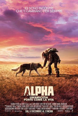 Film: Alpha – Un'amicizia forte come la vita (streaming)