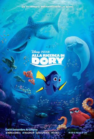Film: alla ricerca di Dory (streaming gratis)