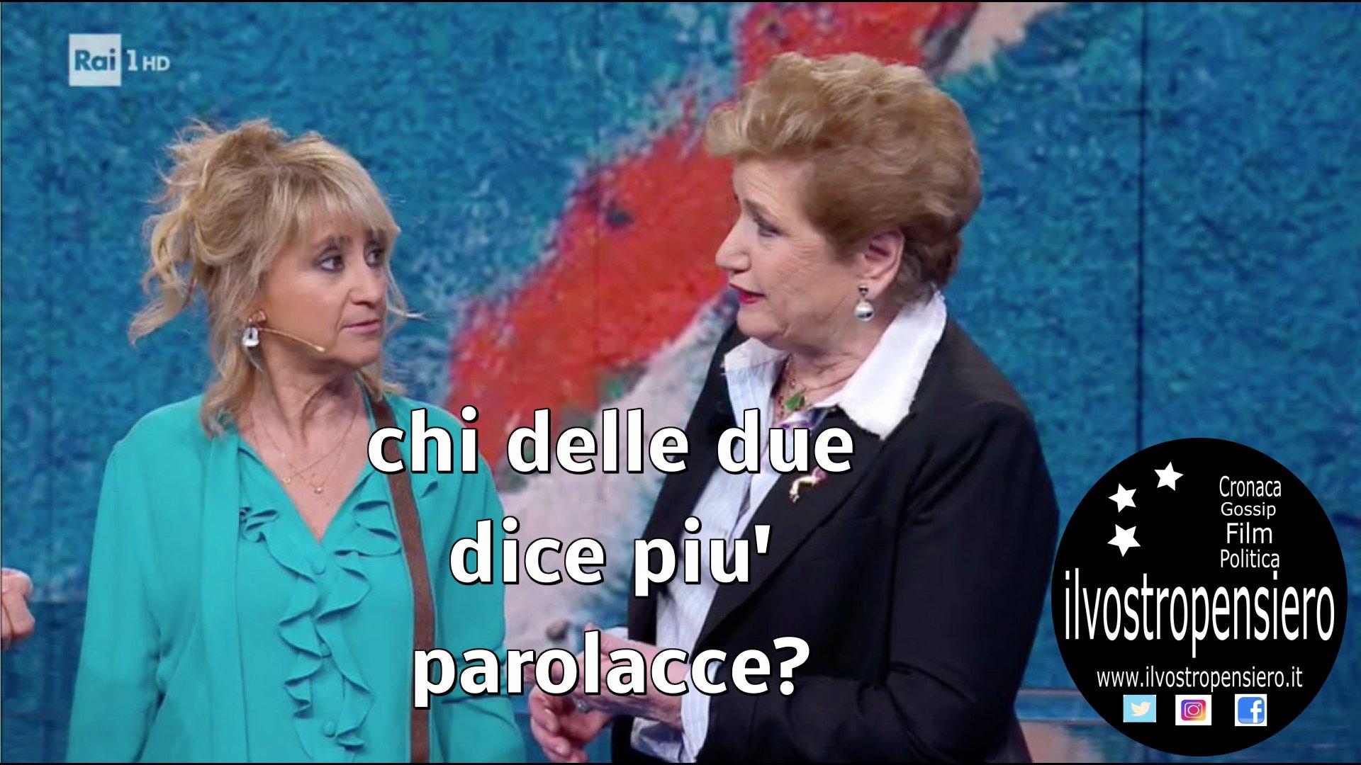 Sondaggio: chi tra Littizzetto e Maionchi dice piu' parolacce? rispondi al sondaggio…