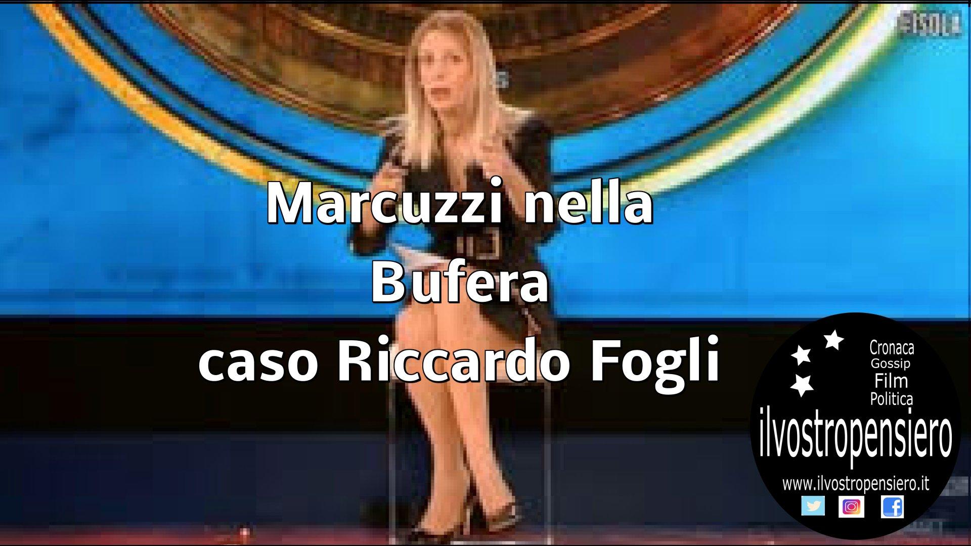 isola dei famosi 2019: Alessia Marcuzzi nella bufera per il caso Riccardo Fogli