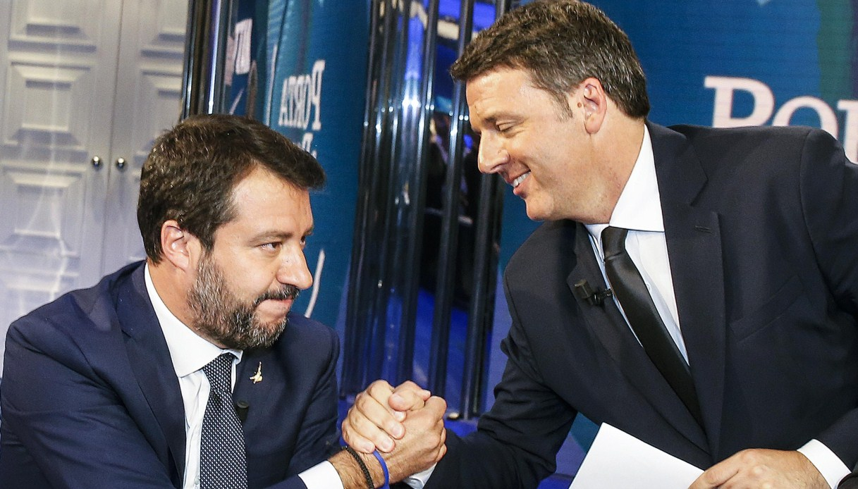 Matteo Renzi e Matteo Salvini contro Virginia Raggi, cosa ha fatto fin'ora la sindaco a Roma