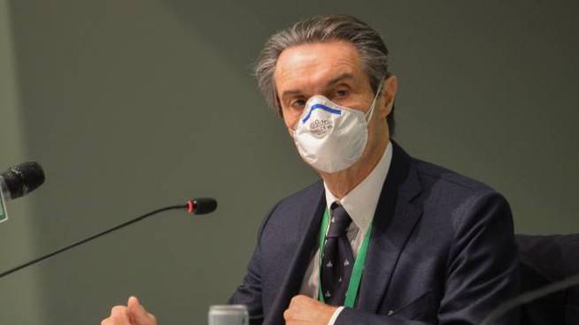 Coronavirus: il ritardo di chiudere la regione Lombardia,il ritiro delle mascherine e respiratori,tutta colpa della regione cioe' Fontana.