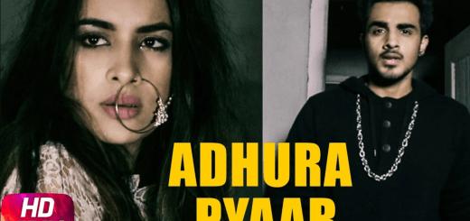 Adhura Pyaar Lyrics (Full Video) - Armaan Bedil Feat. Sara Gurpal, Jashan Nanarh